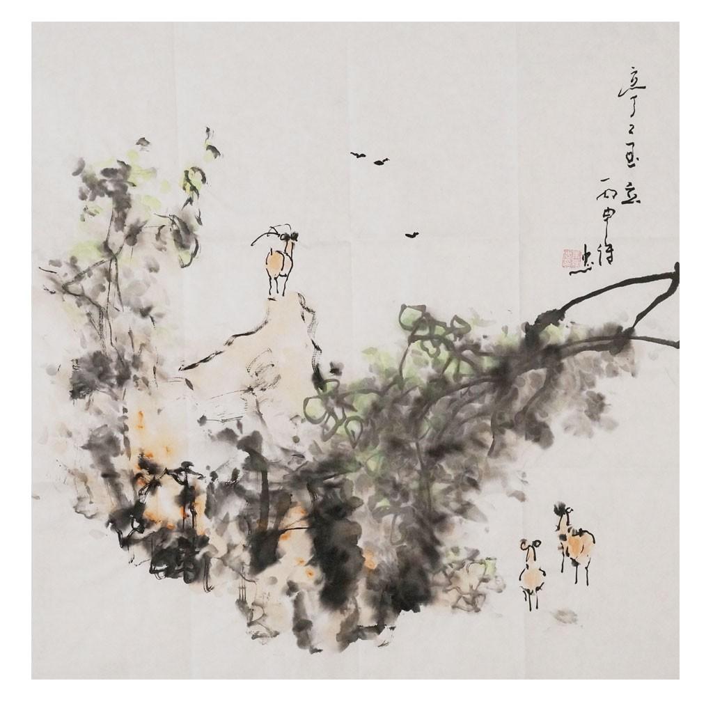 亭亭玉立 (68cm69cm)兰台藏品