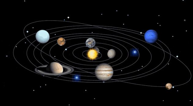 水中宇宙:当美术遇到天文学