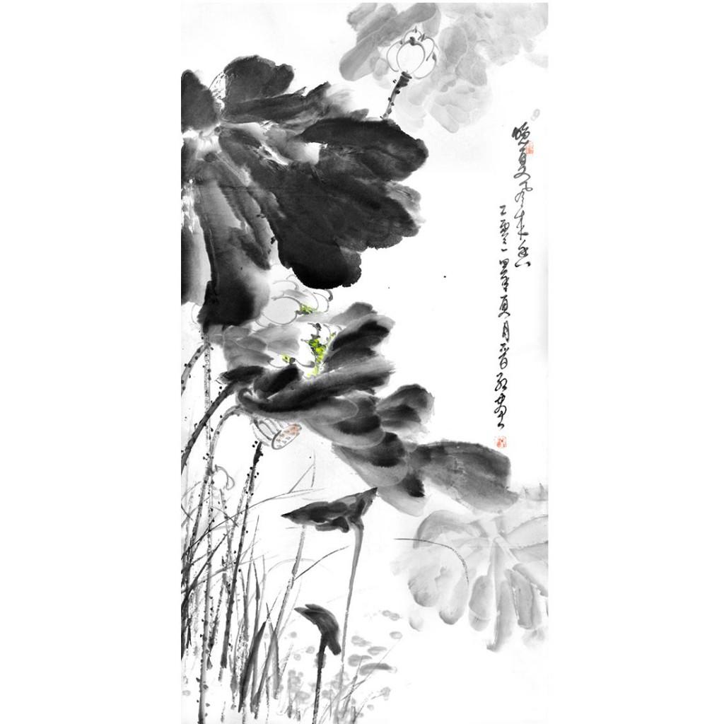 晚夏风来香  (138cm*69cm)