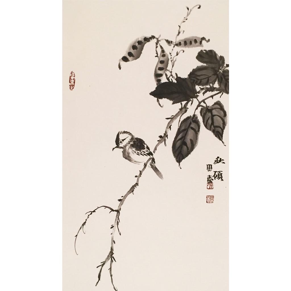 秋硕 (30cm*60cm)