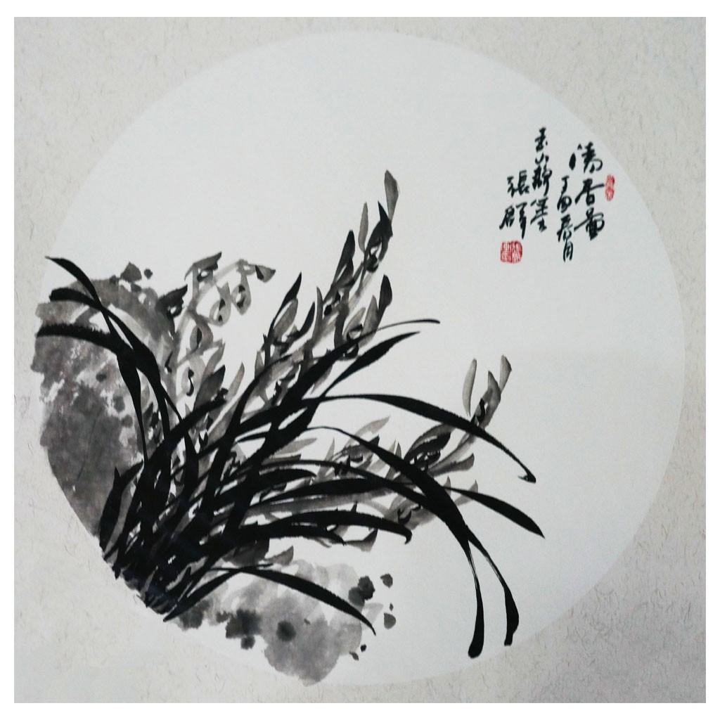 清香图 (35cm*35cm)